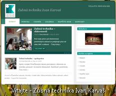 Zubná technika Ivan Karvaš Žiar nad Hronom